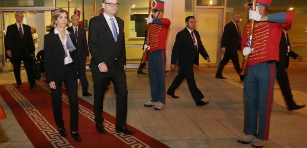 Por primera vez un Primer Ministro finlandés visita Colombia
