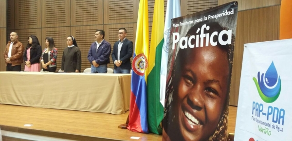 Cancillería socializó resultados del proyecto 'Agua Segura para la Frontera Sur'