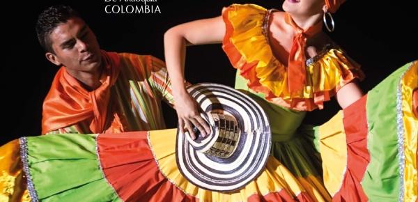 El Ballet Folklórico de Antioquia recorrerá Honduras con la Embajada de Colombia
