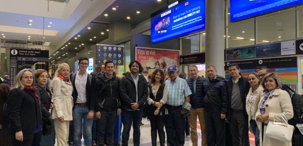 Con éxito culminó el protocolo de evacuación de los funcionarios colombianos que se encontraban en Venezuela