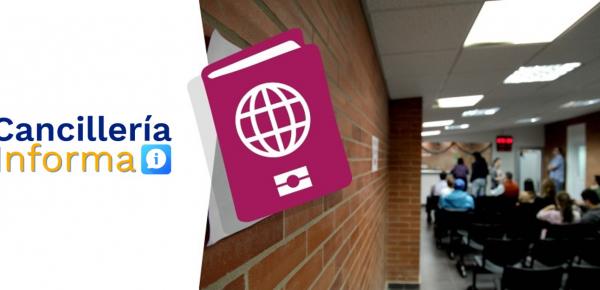 Diariamente se asignan 1.500 citas para el trámite de Pasaporte en cada una de las oficinas en Bogotá: Directora de Asuntos Migratorios, Consulares y Servicio al Ciudadano