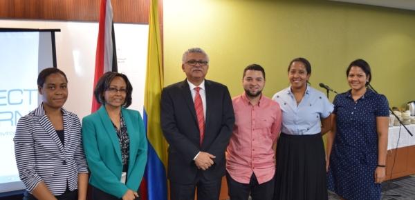Colombia y Trinidad y Tobago continúan fortaleciendo sus relaciones bilaterales a través del español