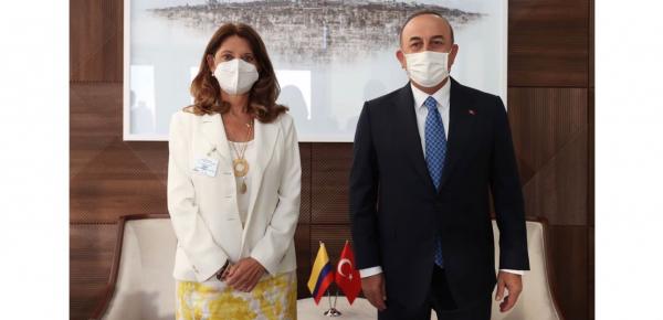 En el marco de la Asamblea General de la ONU, Vicepresidente y Canciller fortalece relación bilateral con Turquía