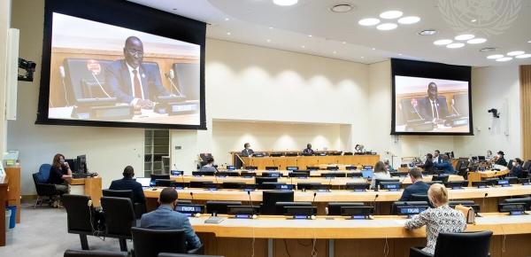 Consejo Económico y Social de las Naciones Unidas inició periodo de sesiones 2021-2022 con miras a impulsar una recuperación sostenible de la pandemia de COVID-19