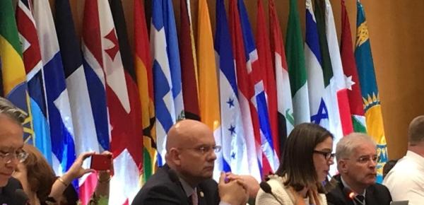 Colombia participó en la Conferencia Ministerial de Libertad de Cultos organizada por el Departamento de Estado de Estados Unidos
