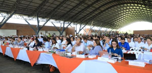 Viceministra de Asuntos Multilaterales, Adriana Mejía Hernández, participó en el Taller Construyendo País desde Villavicencio
