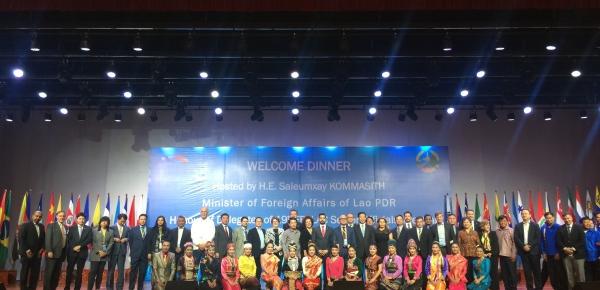Viceministra de Relaciones Exteriores participó en el XIX Encuentro de Altos Funcionarios y en la II Reunión del Comité Directivo del Foro de Cooperación América Latina – Asia del Este