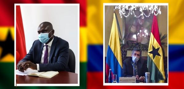 Viceministro Francisco Echeverri lideró la III reunión de consultas políticas