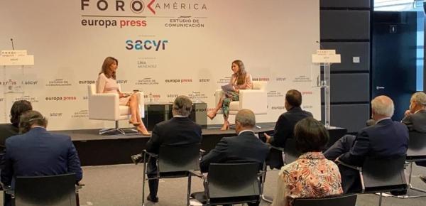 Queremos una América Latina con democracia, libertades, comprometida con el desarrollo y sin violencia: Vicepresidenta-Canciller