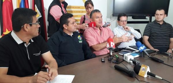 Mantener una frontera abierta y con mayores controles es el interés del Gobierno Nacional: Víctor Bautista, Director de Fronteras de la Cancillería