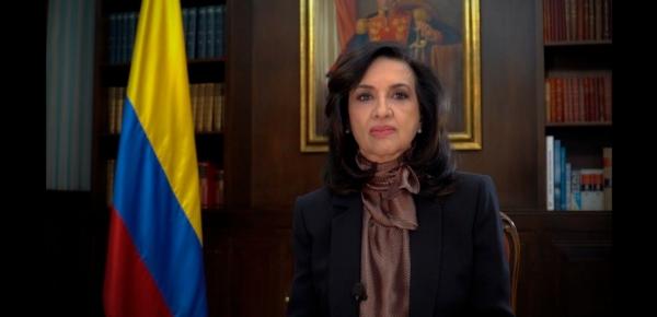 Canciller Claudia Blum realizó un balance de su gestión en el Ministerio de Relaciones Exteriores