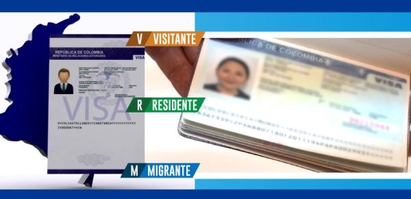 Colombia simplifica visados para extranjeros que quieran visitar el país