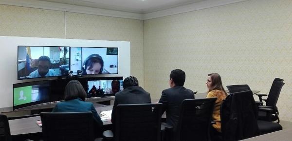 Cancillería capacita a consulados sobre la vinculación de los colombianos víctimas residentes en el exterior a la Mesa Nacional de Participación