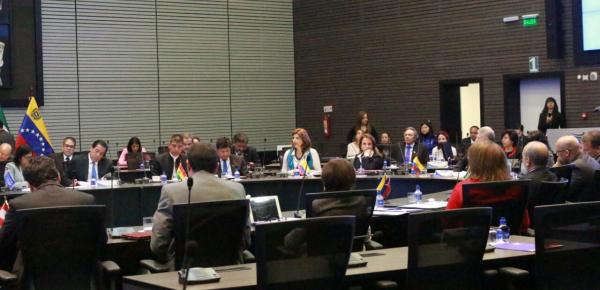 Canciller asistió, en Quito, a la reunión extraordinaria del Consejo de Cancilleres de Unasur
