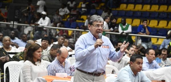 Canciller Trujillo señaló que el texto final del documento Conpes sobre migración proveniente de Venezuela se discutirá la próxima semana en el Consejo de Ministros