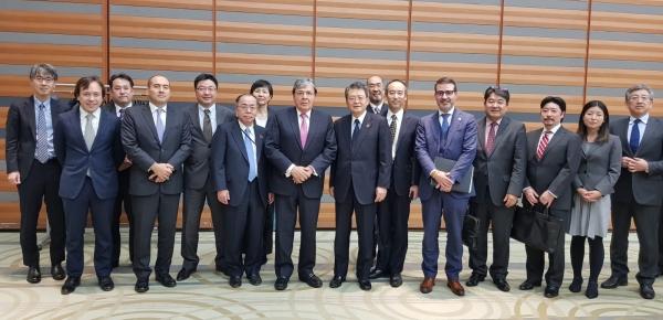 En Japón, Canciller anunció que Colombia será sede en 2019 de una nueva versión del Comité Económico Bilateral