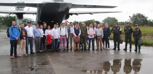 Cancillería presenta avances de la gestión para el desarrollo de la frontera colombo-ecuatoriana