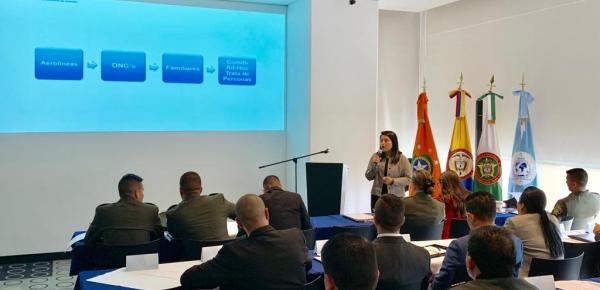 Cancillería participó en el 1er Encuentro Internacional de Microeconomía Ilícita y Trata de Personas SICAM 2019, realizado por la Dirección de Investigación Criminal e Interpol de la Policía Nacional