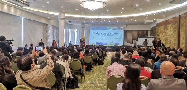 Colombia lanza proceso nacional para aportar a la construcción del nuevo marco global de biodiversidad