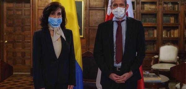 El Gobierno de Canadá apoya al Gobierno de Colombia en la lucha contra el COVID-19