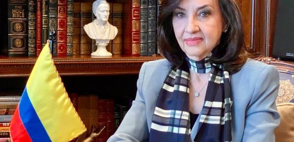 Canciller Claudia Blum lideró reunión con los cónsules de Colombia en el mundo