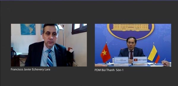Colombia y Vietnam celebraron la V reunión de consultas políticas