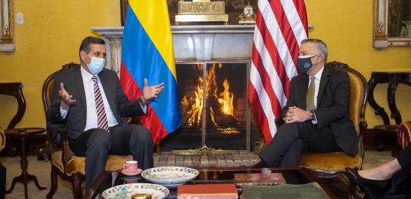 Declaración conjunta de la II Reunión del Grupo de Trabajo Bilateral Antinarcóticos de Colombia y Estados Unidos
