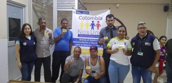 Este martes 2 de julio culminó el retorno de los connacionales liberados de La Yaguara a sus ciudades de origen